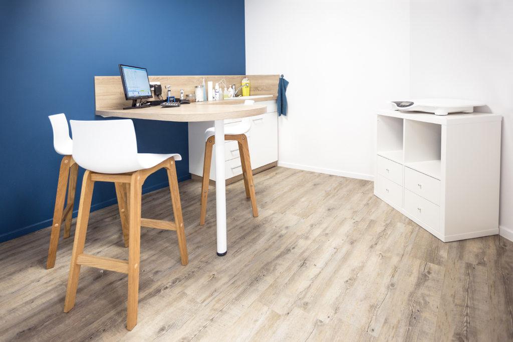 agencement de clinique v t rinaire avec l 39 entreprise dma. Black Bedroom Furniture Sets. Home Design Ideas